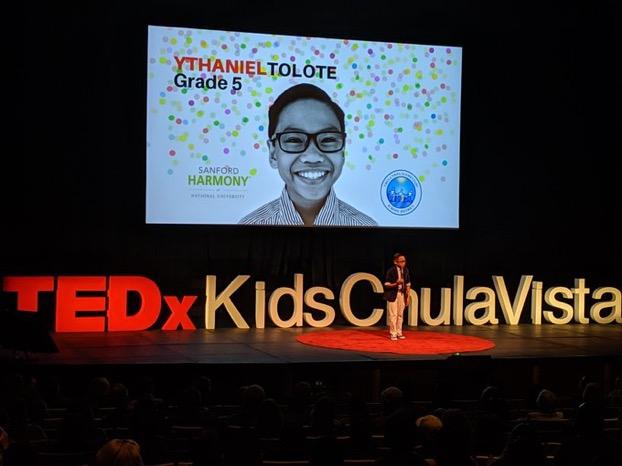 TEDxKidsChulaVista-Celebrates-Sanford-Harmony-Principles