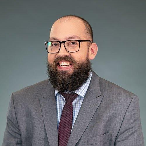 Seth Odell, Vice Chancellor, Marketing