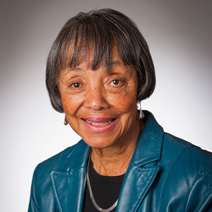 Ms. Jean Leonard, Trustee Emeritus