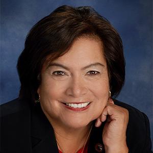 Dr. Erlinda J. Martinez, Higher Education President, Retired