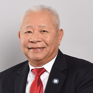 Mr. Hiep Quach, Executive, Retired