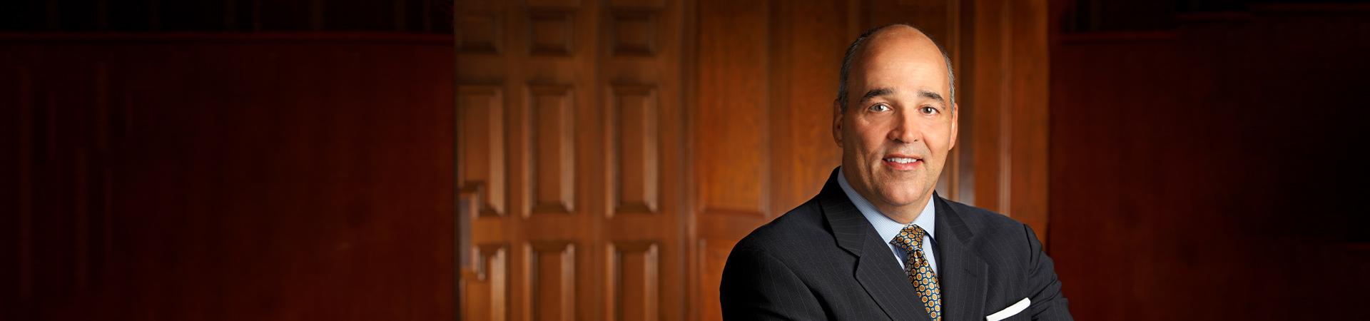Dr. Michael R. Cunningham, Chancellor, National University System